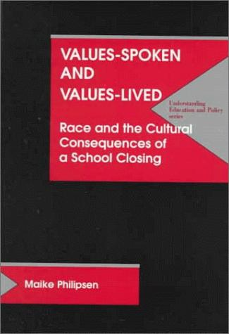 Download Values Spoken and Values Lived