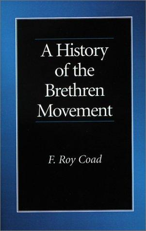 Download A History of the Brethren Movement