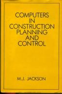 Computers in Construction Planning and Control