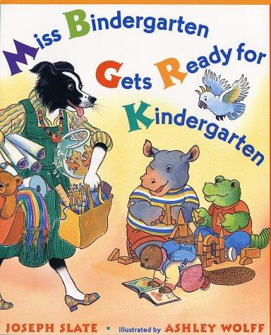 Download Miss Bindergarten gets ready for kindergarten