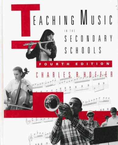Download Teaching music in the secondary schools