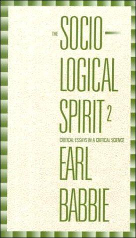Download The sociological spirit