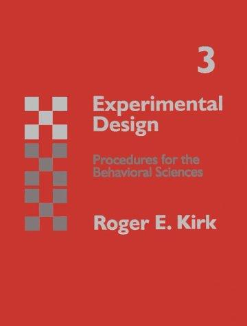Download Experimental design