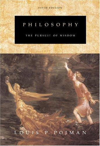 Philosophy by Louis P. Pojman