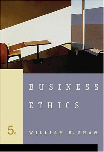 Download Business Ethics (with InfoTrac )