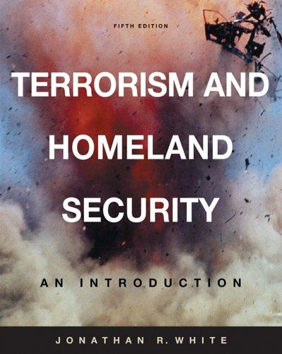 Download Terrorism and homeland security