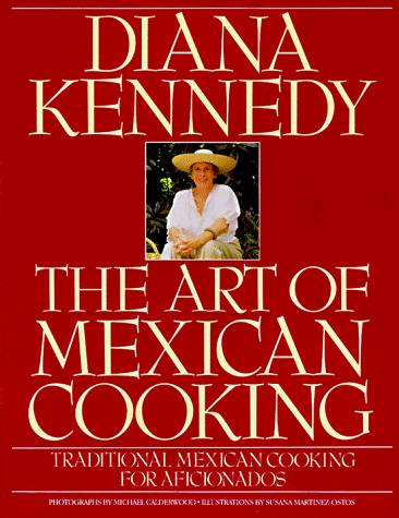 Download The art of Mexican cooking