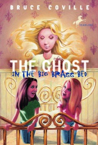 Download The Ghost in the Big Brass Bed