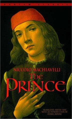 The Prince (Bantam Classics) by Niccolò Machiavelli