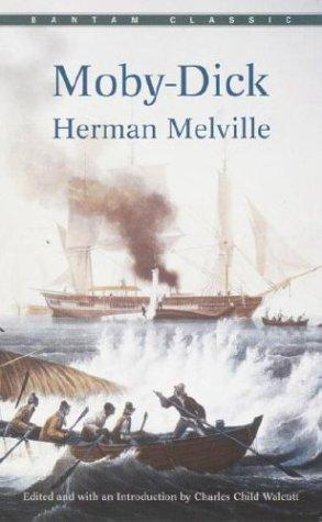 Moby-Dick (Bantam Classics) by Herman Melville