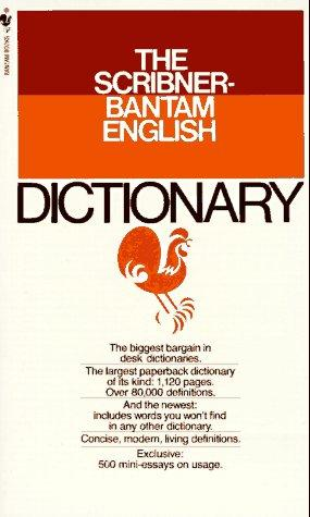Download Scribner-Bantam English Dictionary