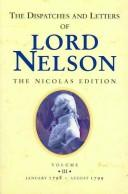Download The dispatches and letters of Vice Admiral Lord Viscount Nelson