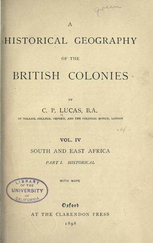 Download South and East Africa