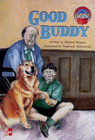 Cover of: Good buddy (McGraw-Hill reading : Leveled books) | Michael Burgan