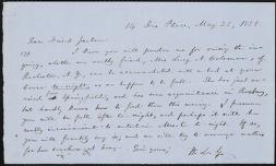 [Letter to] Dear Friend Jackson by William Lloyd Garrison