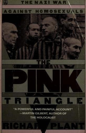 The pink triangle by Plant, Richard