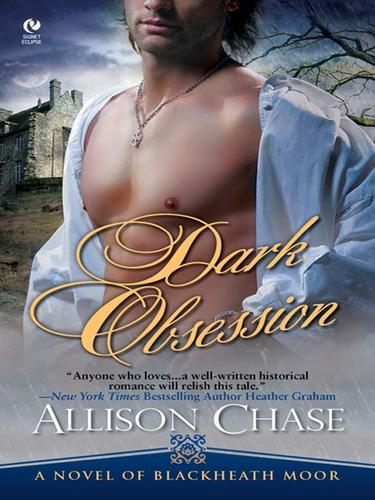 Dark obsession by Allison Chase