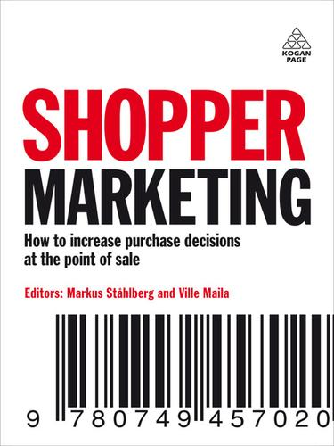 Shopper marketing by Markus Stahlberg