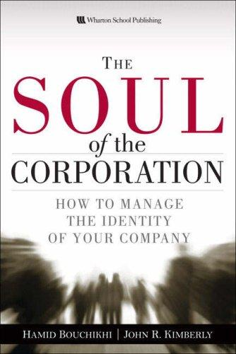 The soul of the corporation by