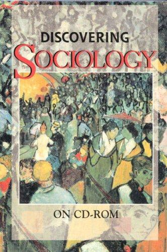 Discovering Sociology on Cd-Rom by John J. Macionis