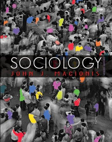 Sociology (12th Edition) (MySocLab Series) by John J. Macionis