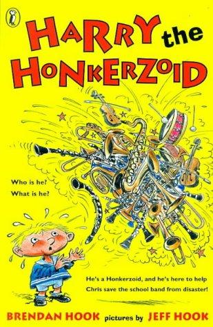 Harry the Honkerzoid by Brendan Hook