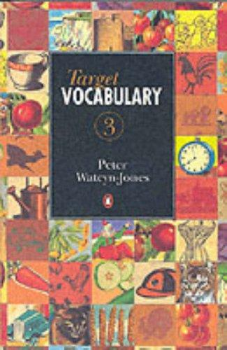 Target Vocabulary (Test Your) by Peter Watcyn-Jones