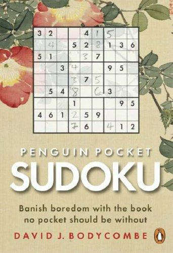 Penguin Pocket Sudoku by David Bodycombe