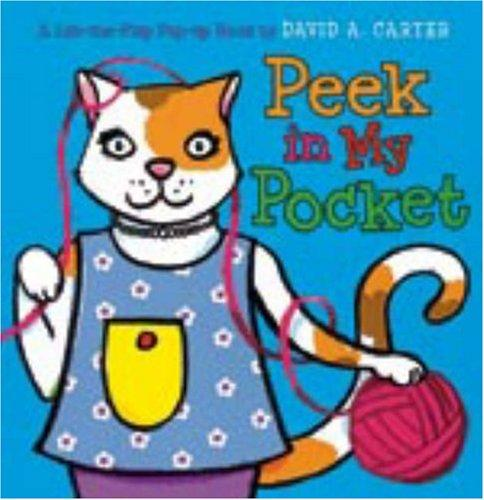 Peek in my pocket by Sarah Weeks