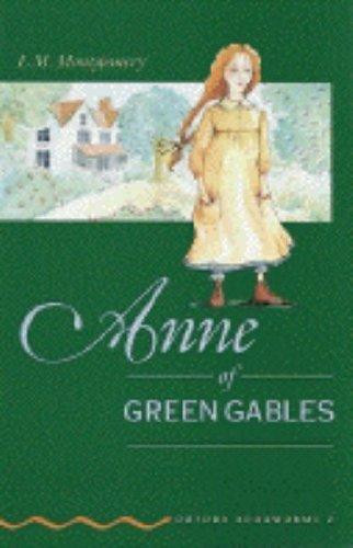 Anne of Green Gables by Clare West