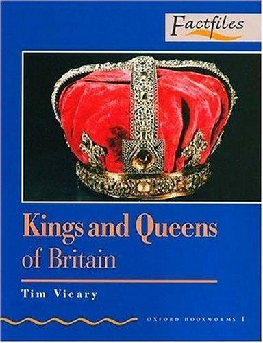 Kings and Queens of Britain by Tim Vicary