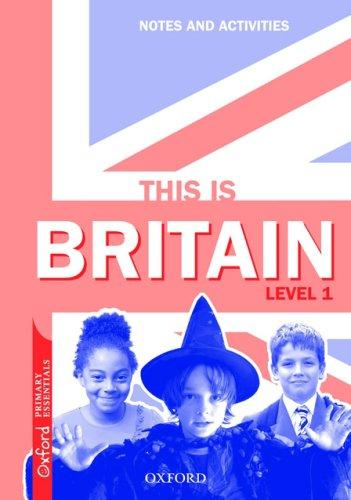 This Is Britain, Level 1 by Coralyn Bradshaw