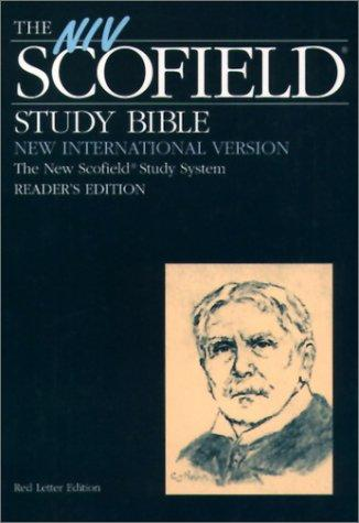 The NIV ScofieldRG Study Bible, Reader's Edition