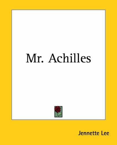 Mr. Achilles