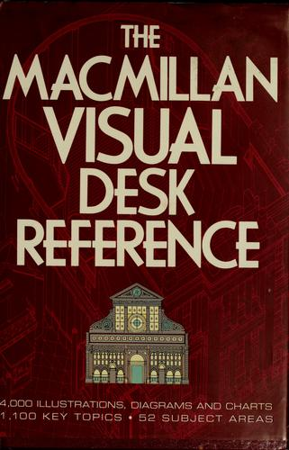 The Macmillan visual desk reference by Diagram Group