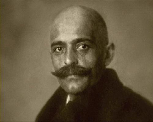 Photo of George Ivanovich Gurdjieff