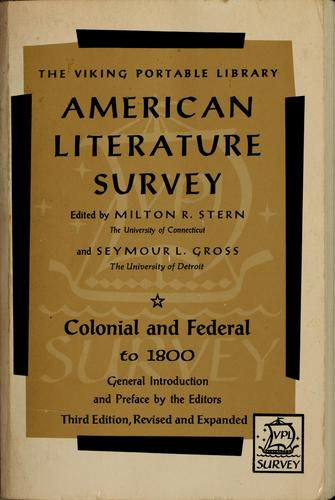 American literature survey