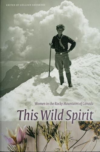 This wild spirit by edited by Colleen Skidmore.