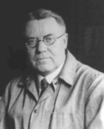 Photo of Walter B. Cannon
