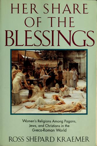 Her share of the blessings