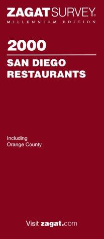 2000 San Diego restaurants by
