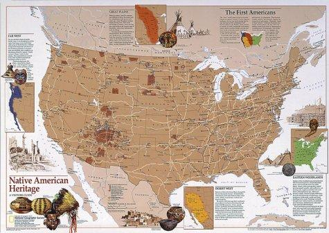 North America (NG Country & Region Maps) by National Geographic Society