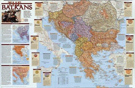 The Balkans by National Geographic Society