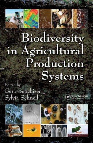 Biodiversity in agricultural production systems by