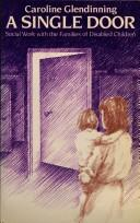A single door by Caroline Glendinning