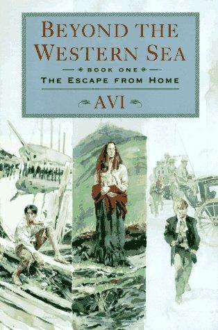 The escape from home by Avi