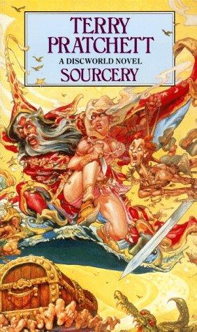 Sourcery (Discworld Novel S.) by Terry Pratchett