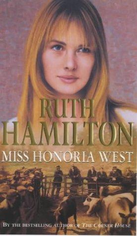 Miss Honoria West by Ruth Hamilton