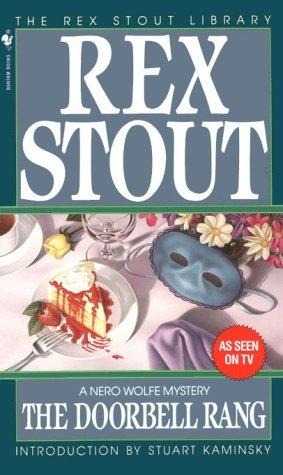 The Doorbell Rang (The Rex Stout Library) by Rex Stout