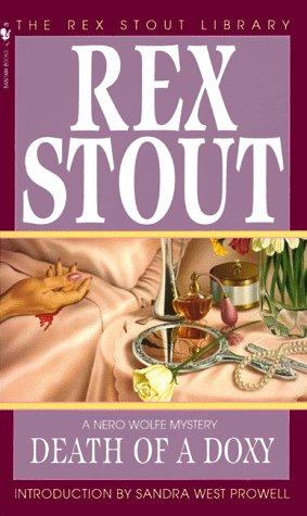 Death of a Doxy (Crime Line) by Rex Stout